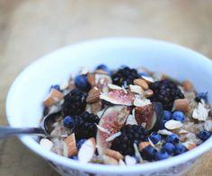 cozy multigrain porridge :: the first mess