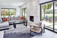 Sugar Creek Renovation by C O N T E N T Architecture with Flos Arco