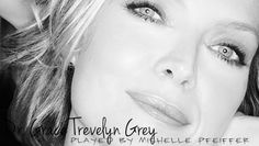 My Dream Cast for Fifty Shades of Grey  Michelle Pfeiffer as Dr. Grace Trevelyn Grey