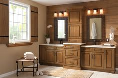 Bathroom Storage Furniture - Not only the bedroom, living room or kitchen are the places to feel comfortable, so are the bathrooms. Kitchen Craft Cabinets, Kitchen Cabinet Styles, Bathroom Vanity Cabinets, Kitchen Cabinetry, Bathroom Furniture, Bathroom Storage, Bathroom Vanities, Wood Bathroom, Bathroom Tiles Pictures