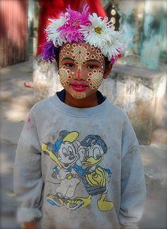 Beautiful child.