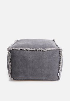 Artesia ottoman - grey Sixth Floor Stools & Ottomans | Superbalist.com Ideal Fit, Waiting Rooms, Extra Seating, Ottomans, Stools, Tea Cups, Floor, Stylish, Grey