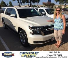 https://flic.kr/p/EVmGsV | #HappyBirthday to Stacey from Mark Ferguson at Huffines Chevrolet Plano | deliverymaxx.com/DealerReviews.aspx?DealerCode=NMCL