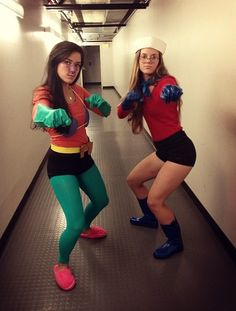 My friend and I are going as mermaid man and barnacle boy as Halloween so I need all the materials for it! Both mermaid man and barnacle boy (Best Friend Costumes) Duo Halloween Costumes, Boy Costumes, Halloween Kostüm, Halloween Cosplay, Halloween Outfits, Costume Ideas, Halloween Mermaid, Vintage Halloween, Disney Best Friends