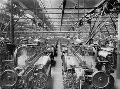 Ewart's Linen Factory, Crumlin Road, Belfast, Northern Ireland