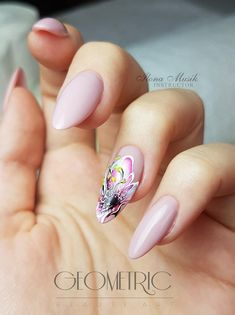 Geometric Art, Nail Art, Nails, Instagram Posts, Painting, Beauty, Drawing Rooms, Finger Nails, Ongles