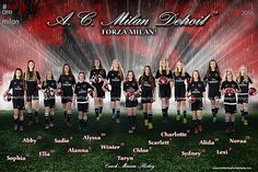 Soccer_team_pictures_composite_AC Milan_Jones Photography