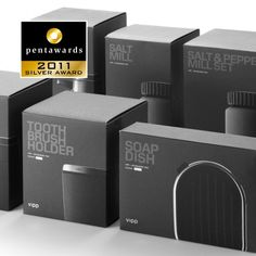 Pentawards 2011 #packaging