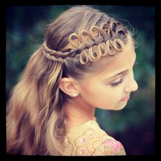 Cultured French Braid Hairstyles