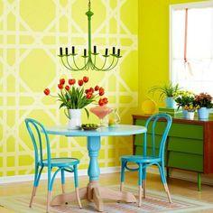 Super Schönes Esszimmer Gestalten Wandfarben Ideen | Esszimmer | Pinterest  | Dining, Interiors And Kitchens