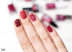 nail polish Marsala pantone color of the year 2015