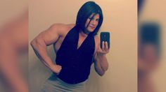 This Ripped Powerlifter and Former Marine Just Came Out As Transgender