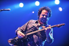 """Steve Lukather """"Luke Daddy"""", #TOTO #RingoStarrsAllStarrBand is one of the most phenomenal and well respected guitarists on the planet!  We are proud to have him as an official part of the D&A Guitar Gear Artist Roster"""