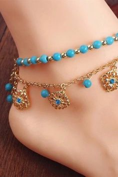 Jewelry & Watches Fine Jewelry Diligent Platinum Sterling Silver Dangling Puffed Heart Shape Design Anklet Bracelet Gift