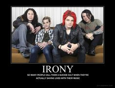 Why My Chemical Romance is awesome