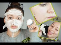 Tightening skin doesn't have to be a big expensive deal. Here are 15 great items you can use for some easy DIY skin tightening at home on the cheap! Natural Skin Tightening, Skin Tightening Mask, Clear Skin Face, Face Skin, Diy Skin Care, Skin Care Tips, Skin Tips, Egg Mask, Shrink Pores