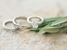 We've Got the Answers to All of Your Wedding Ring Questions | Photo by: Troy Grover Photographers | TheKnot.com