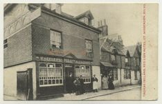 Red Lion Hotel, Hotel Inn, Vintage Postcards, Ireland, British, Painting, Ebay, Vintage Travel Postcards, Painting Art