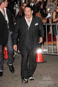 Machete Kills Premiere at Regal Theatre Downtown LA - Danny Trejo