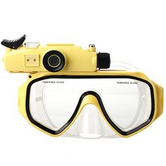 61.64$  Buy now - http://aliq2n.shopchina.info/go.php?t=32775485956 - Diving Video Glasses Swim Glasses High Pixel High-definition Camera Outdoor Sports Snorkeling Goggles  #SHOPPING