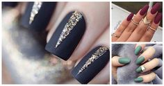 My latest Musely find blew my mind: 17 Manicures That Will Have You Mad About Matte!