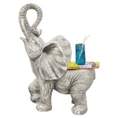 Good Fortune Elephant Statue