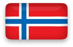 Free Animated Norway Flags - Norwegian Clipart