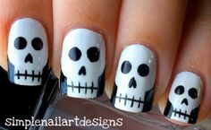 13 Cool Halloween Manicures You Should Copy Immediately | Fashion ...