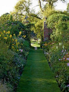 Helmingham Hall Gardens, Suffolk