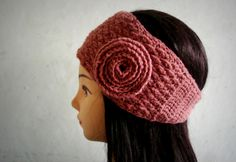 Ravelry: Crochet textured headband pattern by The Hobbyhopper
