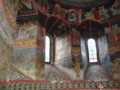 Монастырь Сучевица (рум. Mănăstirea Suceviţa)