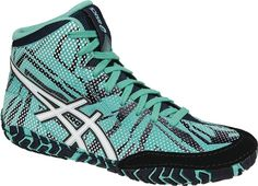 these Asics aggressor s are gonna be bomb when season starts (-  Asics  Wrestling Shoes 82d064cc1