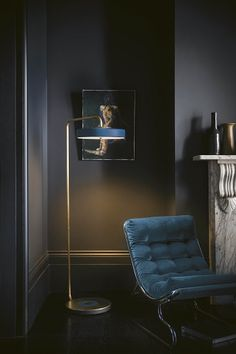 Top 20 Modern Floor Lamps #interiordesign #lighting See more at: http://www.luxxu.net/blog/modern-floor-lamps/