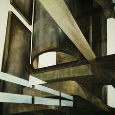 """Saatchi Online Artist Daniel Mullen; Painting, """"Section No.5"""" #art"""