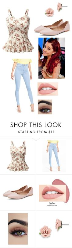 """""""Cat Valentine"""" by daria-cat ❤ liked on Polyvore featuring Doublju and 1928"""