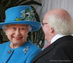 The Queen welcomes President Higgins | Flickr - Photo Sharing!