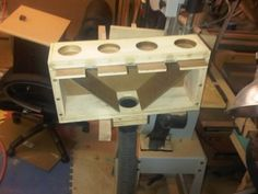 Shop Built MultiPort Blast Gate - Woodworking Talk - Woodworkers Forum