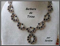 Barbara de Titine par Sereine