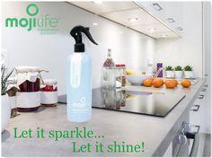 MojiLife MojiClean Glass & Surface Cleaner