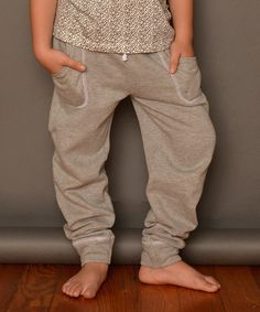 Silver Bo Organic Pants