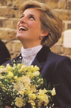 Diana in Dundee 1986