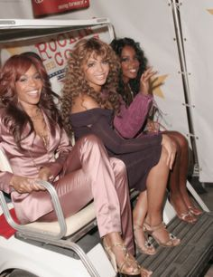 Destiny's Child Throwback Friday
