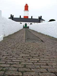 Whitburn, Souther Lighthouse (England)