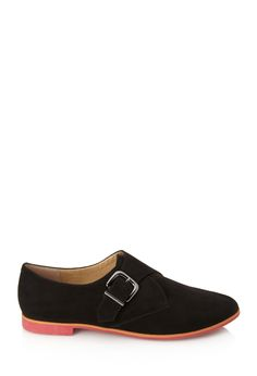 Faux Suede Monk Strap Loafers | FOREVER21 - 2000101683 27.80