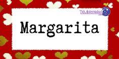 Conoce el significado del nombre Margarita #NombresDeBebes #NombresParaBebes #nombresdebebe - https://www.tumaternidad.com/nombres-de-nina/margarita/