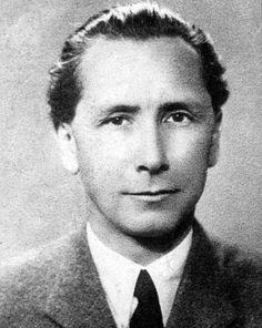 Jendrassik György, a dízelmotorok és gázturbinák nagy fejlesztője Budapest Hungary, Techno, Famous People, Athlete, 1, Culture, Retro, Historia, Techno Music