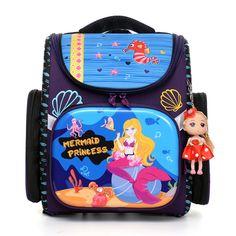School Bags Luggage & Bags Fashion Style Forudesigns Fashion 3d Yorkies Dog Children School Bags Mochilas Infantil Kids Shoulder School Backpacks For Girls Kindergarten