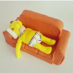 Simpsons Cake, The Simpsons, Cakes, Cake Makers, Kuchen, Cake, Pastries, Cookies, Torte