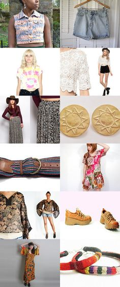 1990s festival chic by Beth Paton on Etsy--Pinned with TreasuryPin.com