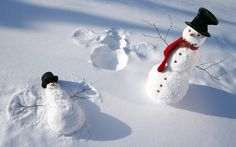 Snowmen Wallpapers Pictures Photos Images